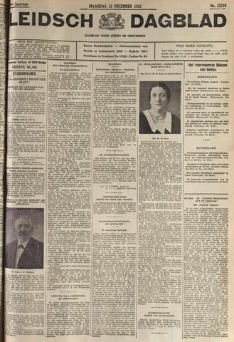 Leidsch Dagblad 1932-12-12