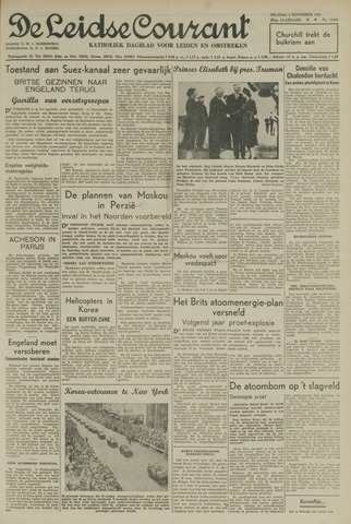Leidse Courant 1951-11-02
