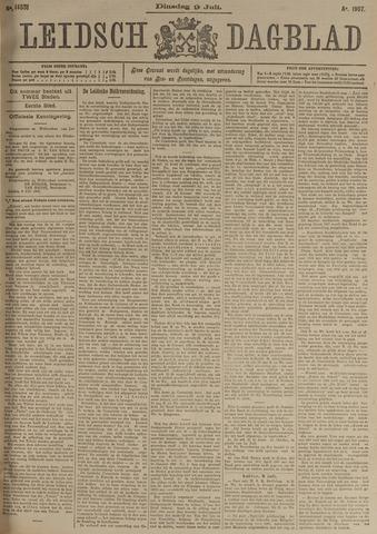 Leidsch Dagblad 1907-07-09