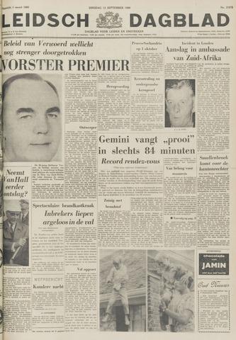 Leidsch Dagblad 1966-09-13