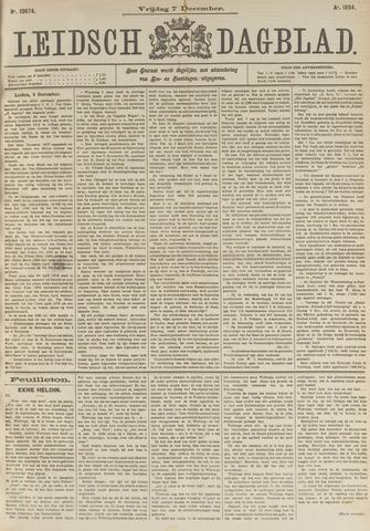 Leidsch Dagblad 1894-12-07