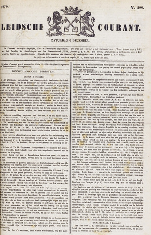 Leydse Courant 1879-12-06