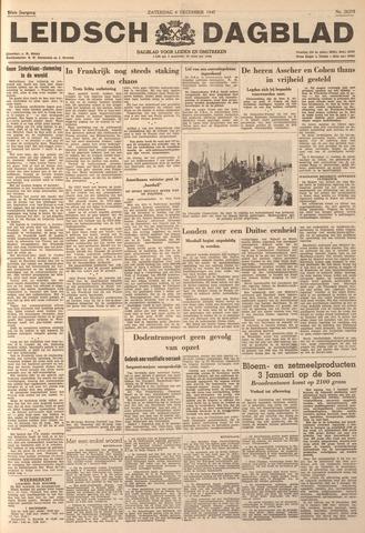 Leidsch Dagblad 1947-12-06