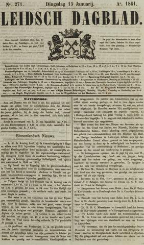 Leidsch Dagblad 1861-01-15