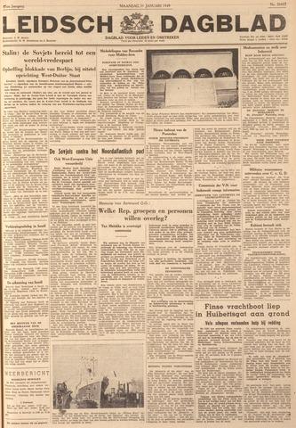 Leidsch Dagblad 1949-01-31