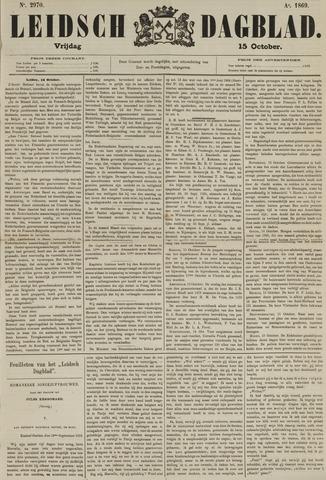 Leidsch Dagblad 1869-10-15