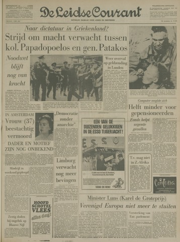 Leidse Courant 1967-05-05