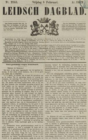 Leidsch Dagblad 1867-02-08