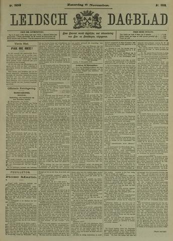 Leidsch Dagblad 1909-11-06