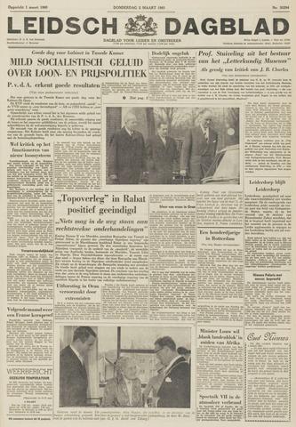 Leidsch Dagblad 1961-03-02