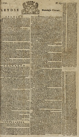 Leydse Courant 1751-11-08