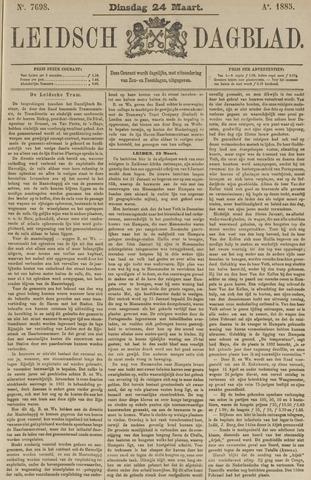 Leidsch Dagblad 1885-03-24