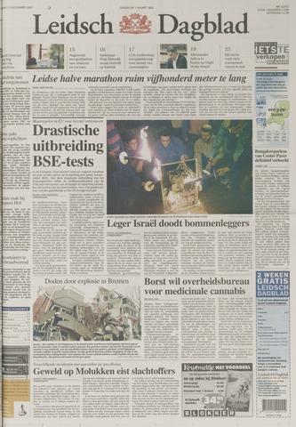 Leidsch Dagblad 2000-11-21