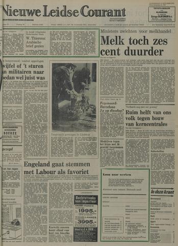 Nieuwe Leidsche Courant 1974-10-10