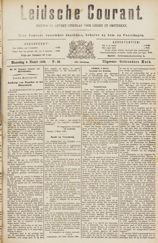 Leydse Courant 1889-03-04