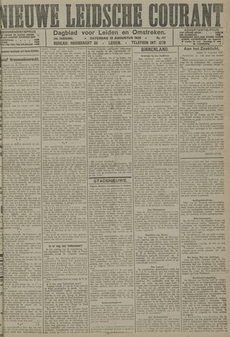 Nieuwe Leidsche Courant 1921-08-13