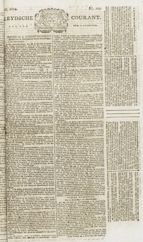 Leydse Courant 1824-08-27