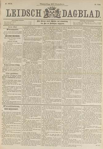 Leidsch Dagblad 1894-10-22