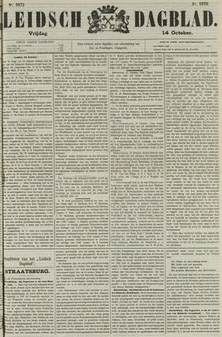Leidsch Dagblad 1870-10-14