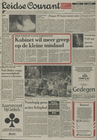 Leidse Courant 1985-05-08