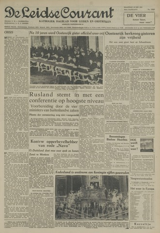 Leidse Courant 1955-05-16
