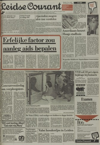 Leidse Courant 1987-05-12