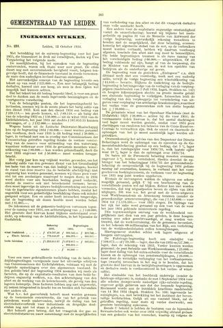 Handelingen van de Raad 1934-10-12