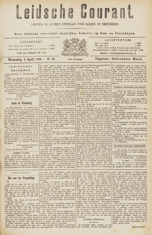Leydse Courant 1889-04-03