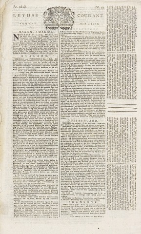 Leydse Courant 1818-07-31