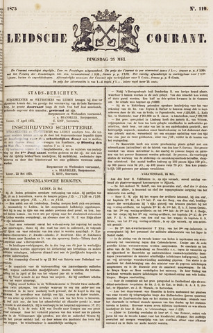 Leydse Courant 1875-05-25