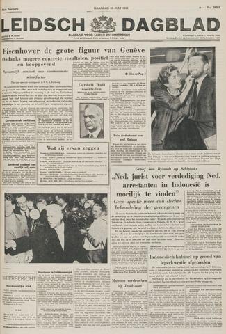 Leidsch Dagblad 1955-07-25