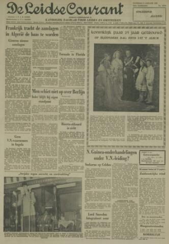Leidse Courant 1962-01-06