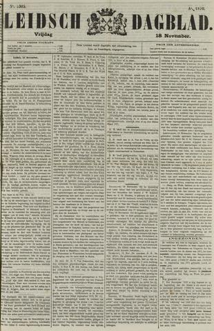 Leidsch Dagblad 1870-11-18
