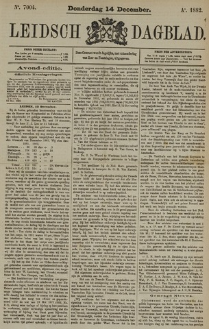 Leidsch Dagblad 1882-12-14