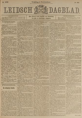 Leidsch Dagblad 1901-11-01