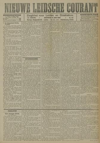 Nieuwe Leidsche Courant 1923-06-11