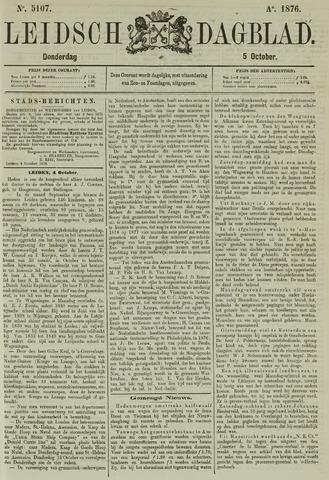 Leidsch Dagblad 1876-10-05