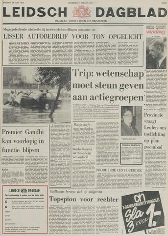 Leidsch Dagblad 1975-06-24