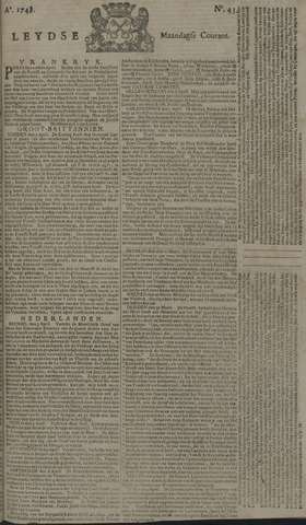 Leydse Courant 1748-04-08