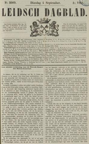 Leidsch Dagblad 1866-09-04