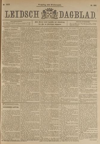Leidsch Dagblad 1901-02-22