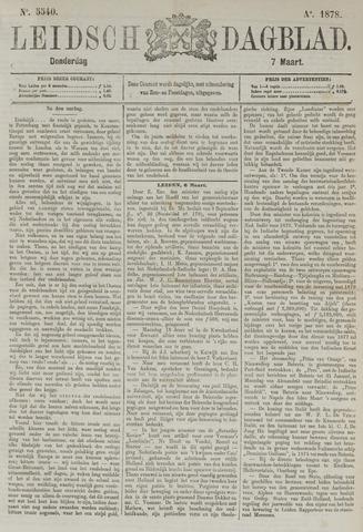 Leidsch Dagblad 1878-03-07
