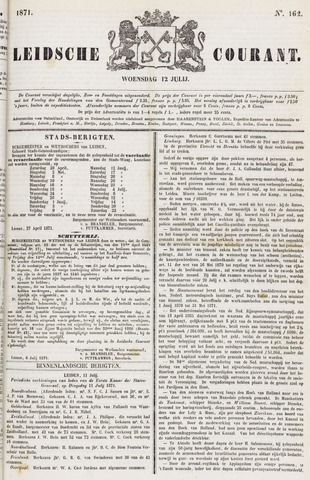 Leydse Courant 1871-07-12