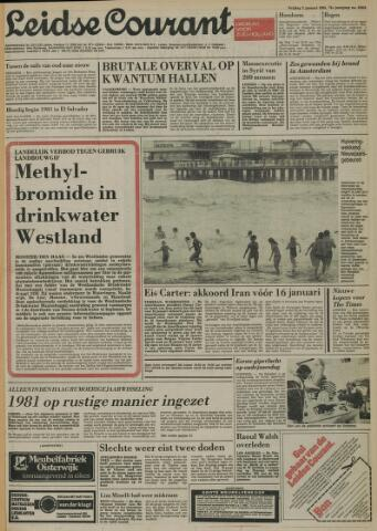 Leidse Courant 1981-01-02