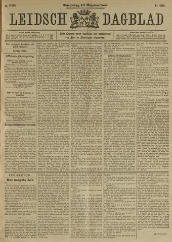 Leidsch Dagblad 1904-09-10