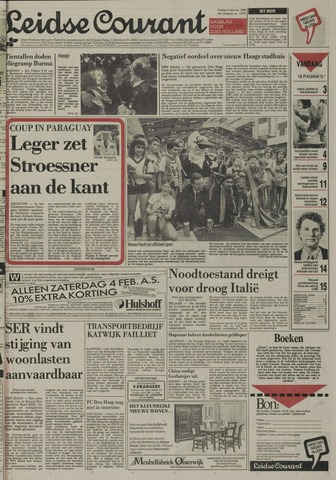 Leidse Courant 1989-02-03