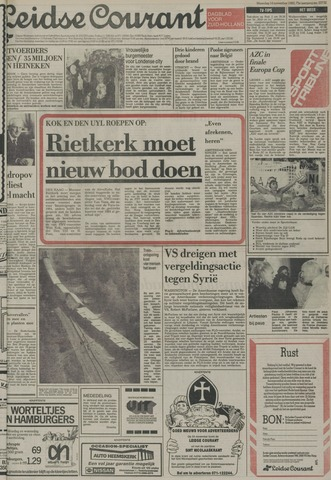 Leidse Courant 1983-11-14