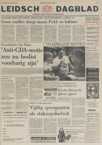 Leidsch Dagblad 1977-01-29