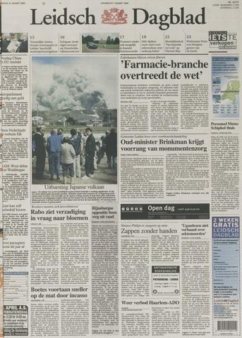 Leidsch Dagblad 2000-03-31