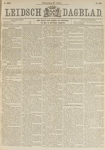 Leidsch Dagblad 1894-07-17
